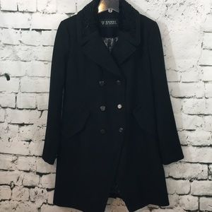 Nwot gorgeous Guess wool blend coat